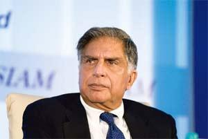 Limiting engagement: Tata Sons chairman Ratan Tata. Tata group companies have been asked to re-evaluate their engagement with certain publications and television channels. Harikrishna Katragadda/ Mint