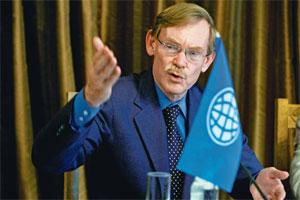 Way forward: World Bank's Robert Zoellick says India can offer ways to capture some of the increased supply globally to benefit consumers as opposed to trying to control prices or impeding the market.
