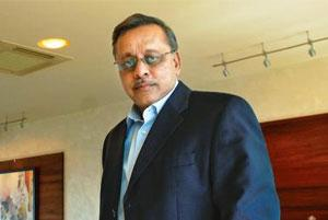 Clearing the air: Jalan says R-Infra is executing projects at a brisk pace. Hemant Mishra/Mint