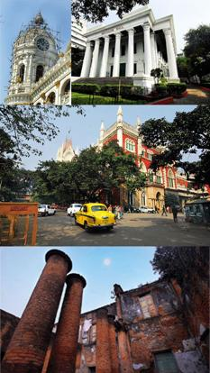 Renewal:Renewal: (from top to bottom) The restored Metcalfe Hall was unveiled by the ASI late last year; the Metropolitan Building; the Calcutta High Court is among the city's 1,300-odd heritage build