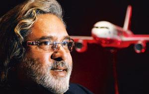 Borrowing plans: Kingfisher chairman Vijay Mallya in a letter last month said the GDRs cannot be issued at the current price value.
