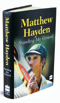 Standing My Ground: HarperCollins, 402 pages, Rs599