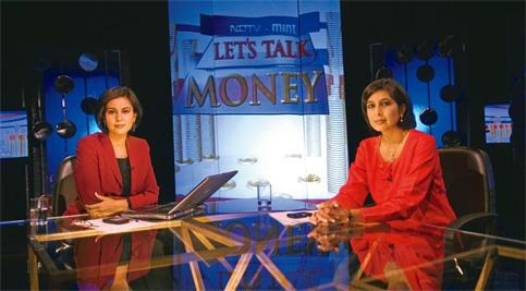 Investment talk: Manisha Natarajan (left) and Monika Halan hosting the Let's Talk Money; Photo : Ankit Agrawal/Mint