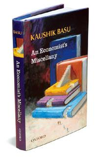 An Economist's Miscellany: Oxford University Press, 200 pages, Rs 395.