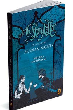 The Storyteller—Tales from the Arabian Nights: Puffin, 172 pages, Rs 199.