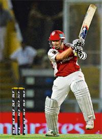 Paul Valthaty: Can he carry his IPL form to One Day Internationals? AP