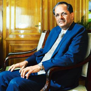 Nagesh Pydah, chairman and managing director, Oriental Bank of Commerce
