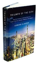 Triumph of the City: Penguin Press, 352 pages, $29.95 (around Rs 1,350).