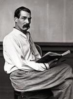 Intrepid traveller: Richard Francis Burton. Getty Images