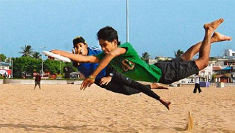 Growing circle: There are now 18 regional disc sport teams in India. Nathan G/Mint