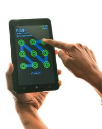 Reliance 3G Tab: A balance of features and value, the Reliance 3G Tab is a good economy device.