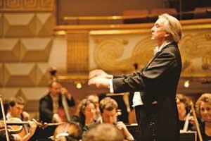 In sync: The Deutsche Philharmonie Merck orchestra will perform at the Chowdiah Memorial Hall.