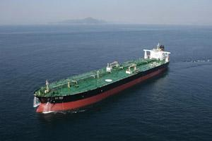 File photo of Viraat Super tanker or large crude carrier owned by the Shipping Corp of India.
