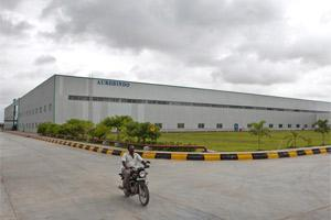 An Aurobindo Pharma Ltd. production facility in Jadcherla, India (File photo Bloomberg )
