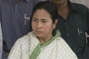 West Bengal chief minister Mamata Banerjee. File photo.