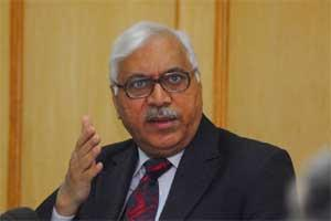 S.Y. Quraishi, chief election commissioner of India. File photo