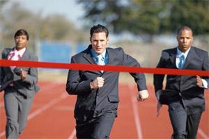 Long-distance runner: Treat your career like a marathon; build on your stamina and renewable skills.