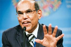 Tough choice: Reserve Bank of India governor D. Subbarao. Photo: Bloomberg.