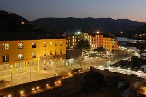 HCC's Lavasa is a private, planned city being built near Pune. File photo.