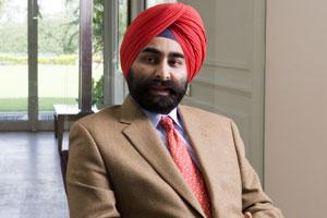 Shivinder Mohan Singh, Group Managing Director, Fortis Healthcare Limited, New Delhi. By Madhu Kapparath