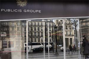 File photo of the Publicis Group SA offices in Paris, France. Bloomberg.