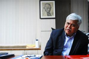 R.S. Sharma, director general of UIDAI. File photo