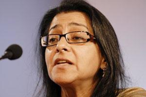HSBC India CEO Naina Lal Kidwai. (File photo)