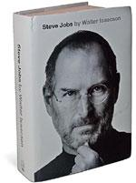 Steve Jobs: Little Brown / Hachette India, 630 pages, Rs 799.