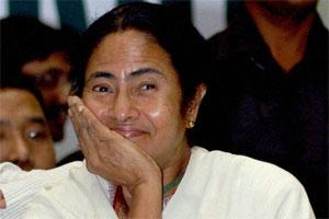 West Bengal chief minister Mamata Banerjee. Photo: PTI