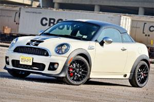 The BMW 2012 Mini Cooper. Photo: Bloomberg.