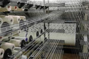 A file photo of garment stitching factory.