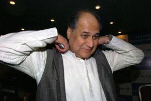 A file photo of Bajaj Auto chief Rahul Bajaj .