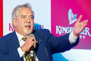 Mounting losses: Kingfisher Airlines chairman Vijay Mallya. Kingfisher's loss in the quarter to 30 Sep has widened to Rs 468.66 crore. By Reuters