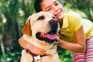 Mixed blessing: Getting a pet will teach your children compassion.