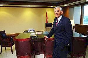 A file photo of Vinod Rai, CAG