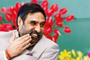 Expanding limit: Anand Sharma. Photo: Reuters