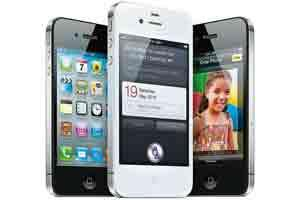 iPhone 4S: It comes with a personal assistant, Siri