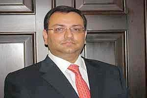 Low profile: Cyrus Mistry.