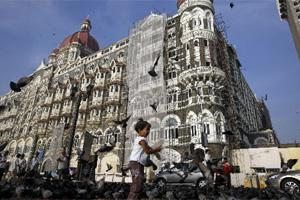 File photo of Taj Mahal Hotel, Mumbai.