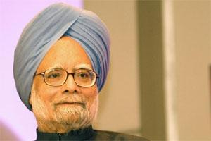 Prime Minister Manmohan Singh. File photo.