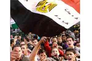 Fight for change: Protests in Cairo and other parts of the Arab world over the past week are attempts to decisively shape the politicalorders that will replace the dictatorships overthrown earlier thi