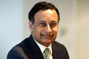 Hussain Haqqani, Pakistan's erstwhile ambassador to the US. Photo: Bloomberg