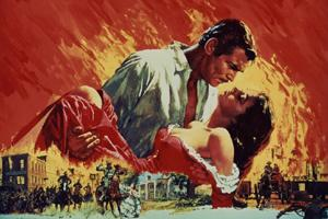 Movie: Gone with the wind
