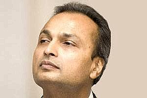 A file photo of Anil Ambani (Bloomberg)