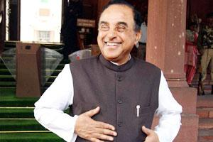 Subramanian Swamy, former Union Minister. PTI