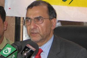 May 2007 file photo Syed Ghulam Nabi Fai, executive director of the Kashmiri American Council speaks in Kashmir. Fai, man accused of secretly receiving millions of dollars from Pakistan's spy service