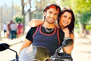 Predictable : Ranveer Singh and Parineeti Chopra in Ladies vs Ricky Bahl