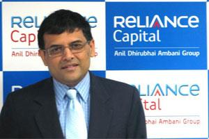 A file photo of Sam Ghosh, CEO, Reliance Capital Limited