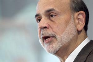 Ben S. Bernanke, chairman, US Federal Reserve. Photo: Bloomberg