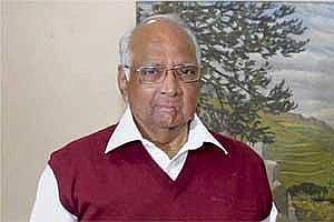 A file photo of NCP leader Sharad Pawar